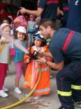 Actividades en los talleres de verano 2012 en Zaratamo.