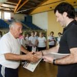 IX Marathón de actividades físico-deportivas para personas mayores de Basauri