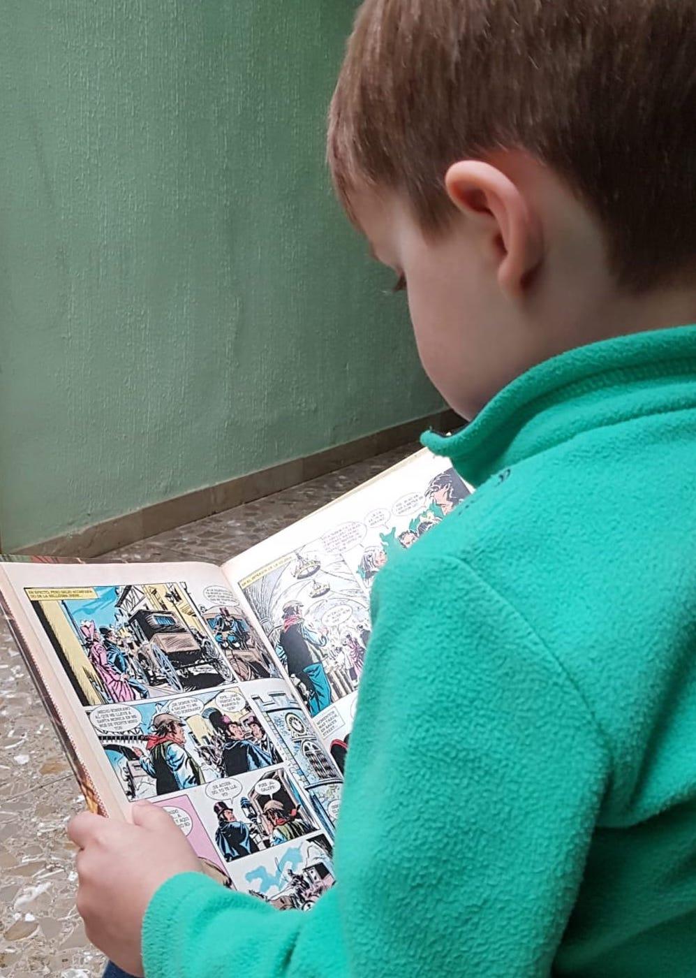 La lectura infantil y juvenil ha crecido durante la pandemia, especialmente durante los meses de confinamiento.