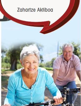 Imagen del cartel de la jornada sobre Envejecimiento Activo.
