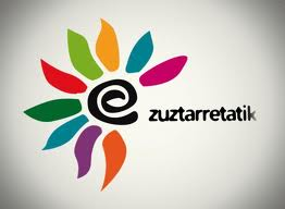 Logo Zuztarretik ahora.