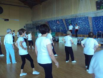 Marathón de actividades físico-deportivas 2012 Basauri.