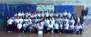 Maratón de actividades físico-deportivas 2012 de Basauri.