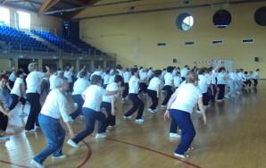 Maratón de Actividades Físico-deportivas para personas mayores de Basauri 2011