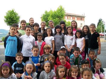 Talleres de verano en Zaratamo 2012.
