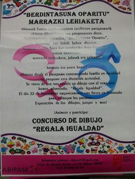 Día de los nietos y las nietas  y jornada festiva por la igualdad en Usansolo