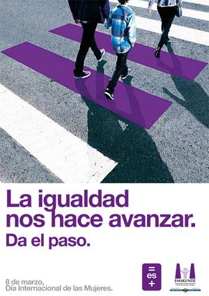 Cartel campaña Emakunde 2014.