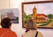 Exposición talleres mayores Basauri 2013