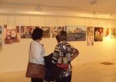 Exposición  talleres mayores Basauri 2012