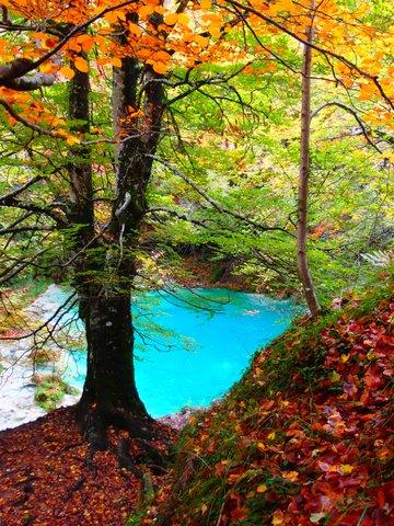 Los colores de otoño en las ludotecas de SOINHEZI.