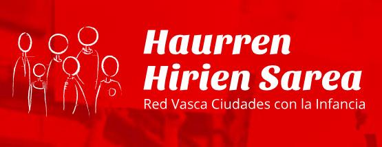 Red Haurrenhiria Sarea