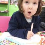 Ludoteca Soinhezi, niños y niñas del 2010.