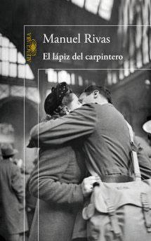 """Portada del libro """"El lápiz del carpintero""""."""