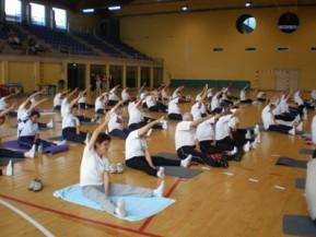Maratón de actividades fisico-deportivas para personas mayores en Basauri
