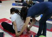 Grupo de yoga de Basauri